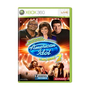 Jogo Karaoke Revolution presents: American Idol Encore 2 - Xbox 360