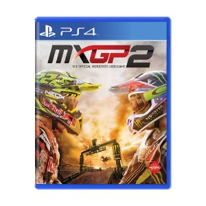 Jogo MXGP 2: The Official Motocross Videogame - PS4