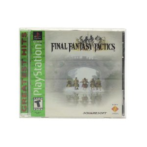 Jogo Final Fantasy Tactics - PS1