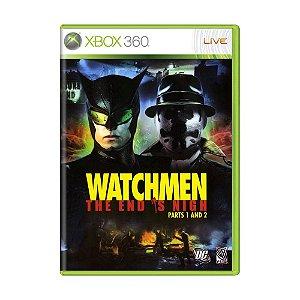 Jogo Watchmen: The End is Nigh - Xbox 360