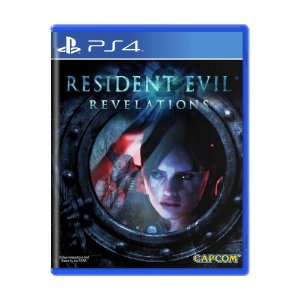 Jogo Resident Evil Revelations - PS4