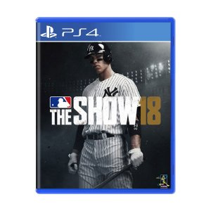 Jogo MLB: The Show 18 - PS4
