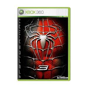 Jogo Spider-Man 3 - Xbox 360