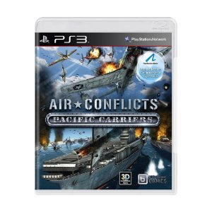 Jogo Air Conflicts: Pacific Carriers - PS3
