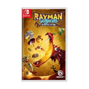 Jogo Rayman Legends: Definitive Edition - Switch