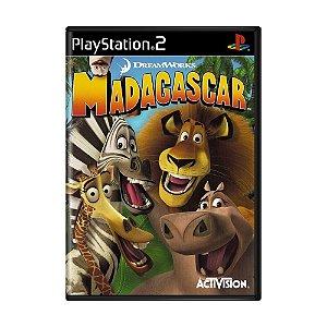 Jogo Madagascar - PS2