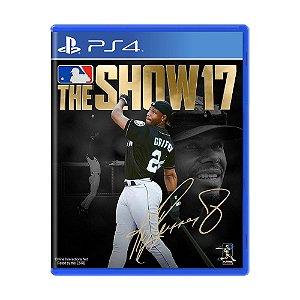 Jogo MLB: The Show 17 - PS4