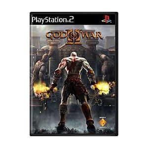 Jogo God of War II  - PS2