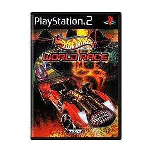 Jogo Hot Wheels World Race - PS2