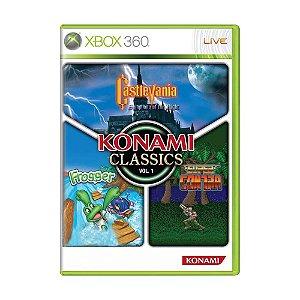 Jogo Konami classics - Xbox 360