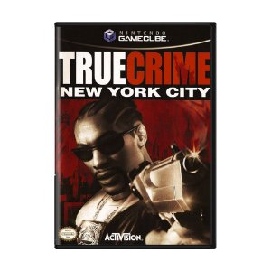 Jogo True Crime: New York City - GameCube