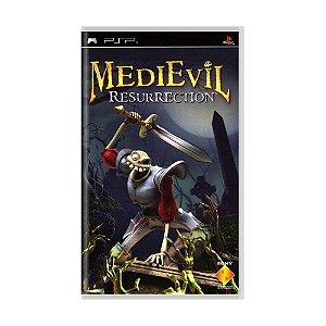 Jogo MediEvil: Resurrection - PSP