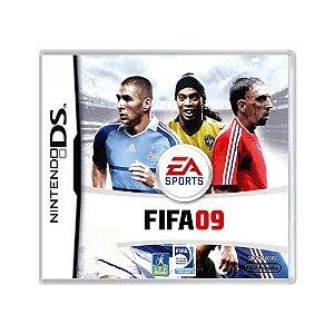 Jogo FIFA 09 - DS