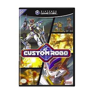 Jogo Custom Robo - GameCube