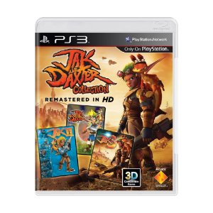 Jogo Jak and Daxter Collection - PS3