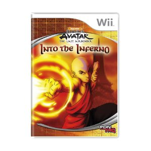 Jogo Avatar: Into the Inferno - Wii