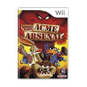Jogo Looney Tunes: Acme Arsenal - Wii