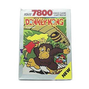 Jogo Donkey Kong - Atari