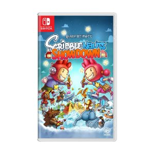 Jogo Scribblenauts Showdown - Switch