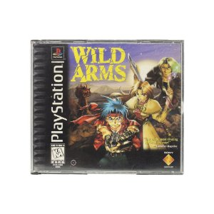 Jogo Wild Arms - PS1