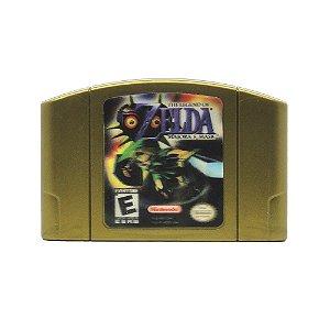 Jogo The Legend of Zelda: Majora's Mask - N64