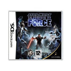 Jogo Star Wars: Le Pouvoir de la Force - DS