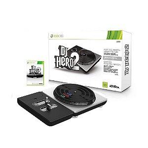 Jogo DJ Hero 2 (Bundle) - Xbox 360