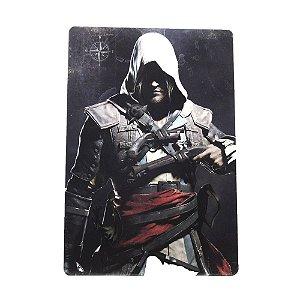 Jogo Assassin's Creed IV: Black Flag (SteelCase) - Xbox 360