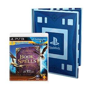 Jogo Wonderbook: Book of Spells + Wonderbook - PS3
