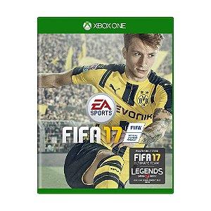 Jogo FIFA17 - Xbox One
