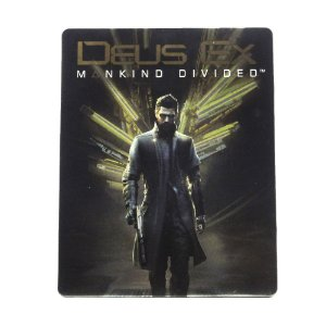 Jogo Deus Ex: Mankind Divided (SteelCase) - PS4