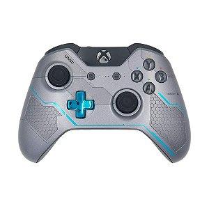 Controle Microsoft (Edição Halo 5: Guardians) - Xbox One