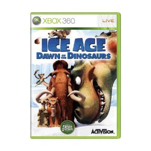 Jogo Ice Age: Dawn of the Dinosaurs - Xbox 360