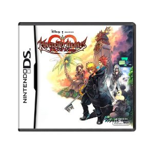 Jogo Kingdom Hearts 358/2 Days - DS