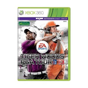 Jogo Tiger Woods PGA Tour 13 - Xbox 360