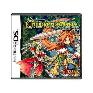 Jogo Children of Mana - DS
