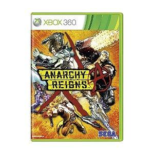 Jogo Anarchy Reigns - Xbox 360