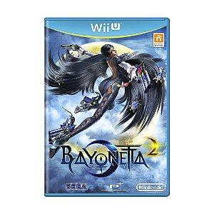 Jogo Bayonetta 2 - Wii U