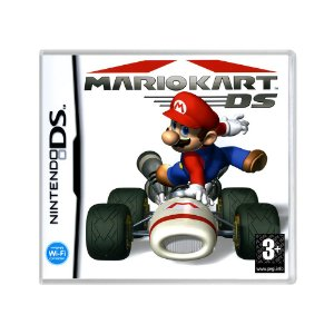 Jogo Mario Kart - DS