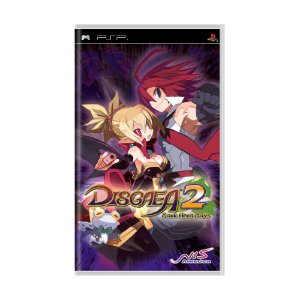 Jogo Disgaea 2: Dark Hero Days - PSP