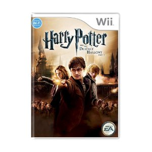 Jogo Harry Potter and the Deathly Hallows – Part 2 - Wii