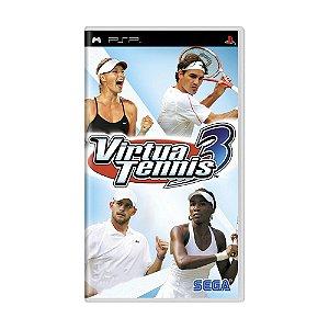 Jogo Virtua Tennis 3 - PSP