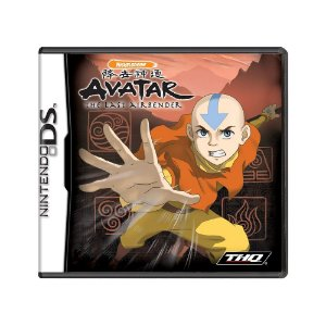 Jogo Avatar: The Last Airbender - DS
