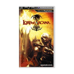 Jogo Lord of Arcana - PSP