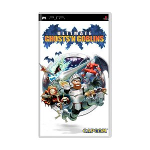 Jogo Ultimate Ghosts 'n Goblins - PSP