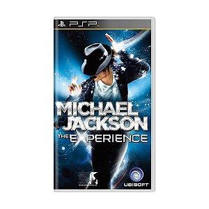 Jogo Michael Jackson: The Experience - PSP
