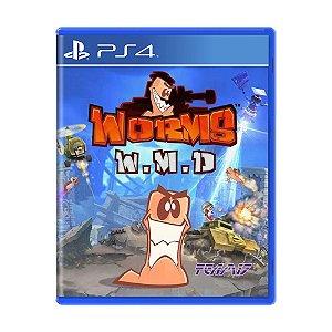 Jogo Worms W.M.D - PS4
