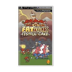 Jogo Fat Princess: Fistful of Cake - PSP