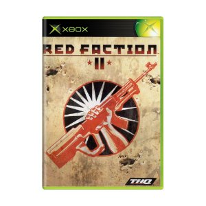 Jogo Red Faction II - Xbox