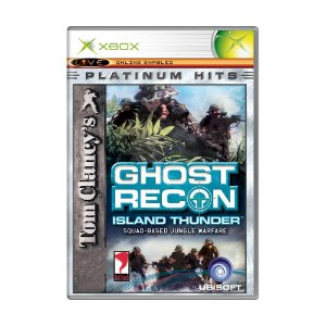 Jogo Tom Clancy's Ghost Recon Island Thunder - Xbox